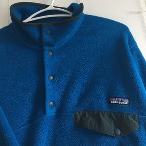SEND OFFERS patagonia synchilla snap jacket